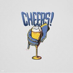 Cheers! #Sample - To get this free image, visit Rawpixel.com #cheers #celebration #celebrate #newyear #happy #seasonal #mood #realimage #s