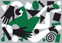 Illustartion by Olimpia Zagnoli #illustration #human