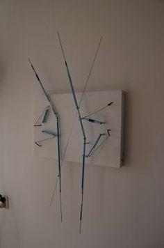 Arabesk # 33 - Gijs van Bon #kinetic #art