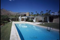WANKEN - The Blog of Shelby White » Kaufmann Desert House #house #richard #mid #architecture #neutra #century #kaufmann