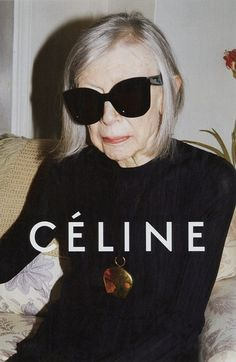 Joan Didion #celine