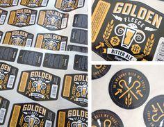 10_22_13_GoldenFleece_4.jpg #packaging #logo #branding