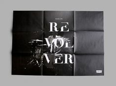 bench.li / Beautiful design inspiration from around the universe. #revolver #type #levis
