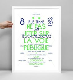 Clik clk – Blog D'inspiration : Graphisme, Photographie & Mode » Flying Pou7 #poster
