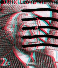Vaka Valo | PICDIT #design #glitch #money #art