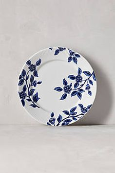 Northern Blooms Side Plate, Anthropologie