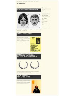 Julia   The Invisible Dot #website #web