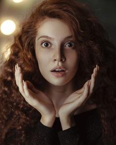 Dark Fantasy Portrait Photography by Ali Esfehaniyan