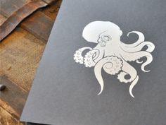 Octo print #print #octopus