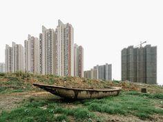 Wuhan Boulevard: China's Urban Landscapes by Alessandro Zanoni