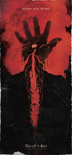 There will be Blood by Jason Heatherly