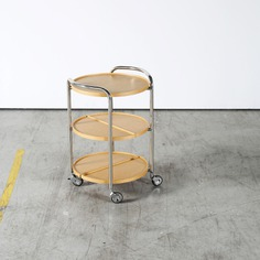 Ring Trolley by 757 Studio