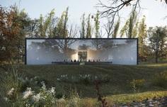 HofmanDujardin: Funeral Ceremony Centre