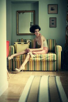 Magdalena Chachlica by Koty 2 Photostorytellers for Raine Magazine #model #girl #photo #photography #fashion