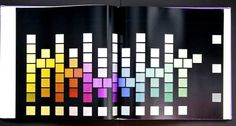 3558071963_00898ee00c_b.jpg (1024×550) #swiss #color #books #bars #rainbow