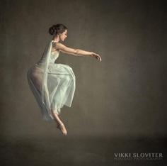Fine Art Ballet Photography by Vikki Sloviter