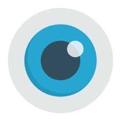 See more icon inspiration related to eye, view, visibility, medical, visible, healthcare and medical and interface on Flaticon.