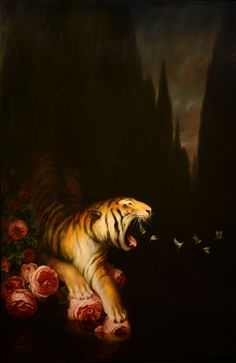 Nocturne   Martin Wittfooth
