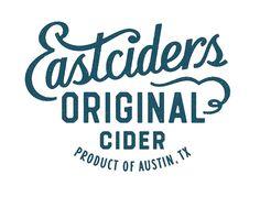 Austin Eastcideres by Simon Walker #type #typo #script #lettering #font #logo #brand #mark