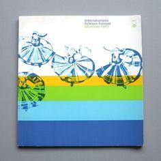 Otl Aicher 1972 Munich Olympics - Brochures #otl #1972 #aicher #olympics #munich