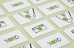 Mucho Piperlime #business #cards #drawn #identity #logo #hand #lime