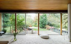 Richard Neutra's Rang House ‹ These Old Colors #architecture