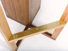 Barstool Massive Fly Fly Massive Millworks #fly-massive-millworks #wood #interior #design #artisan #furniture #decor #woodwork #woodworking