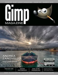 GIMP Magazine - Issue #3