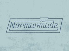 Norm_drib #type #logo