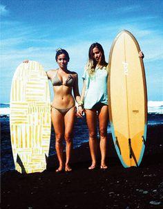 De Passage | Reef #surfing #women #portrait #reef