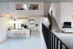 Cube-Shaped House in Rotterdam with Modern Features 3