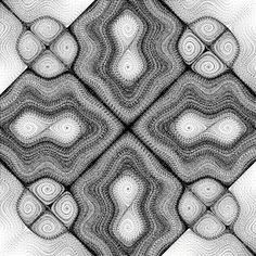 In network theory, a node's relationship to other networks is more... - but does it float #computer #pattern #generated