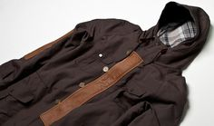 convoy #fashion #brown #jacket