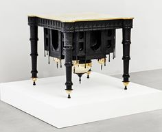 Taj Mahal Table by Studio Job #job #studio #taj #mahal #table