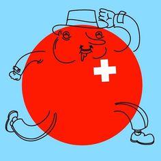 Más tamaños | El Gordo Tramposo! | Flickr: ¡Intercambio de fotos! #fat #digital #illustration #circle #character
