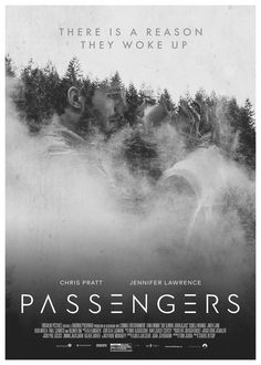 Conceptual poster for @PassengersMovie #passengers #passengersmovie #poster #doubleexposure #art #movie #exposure