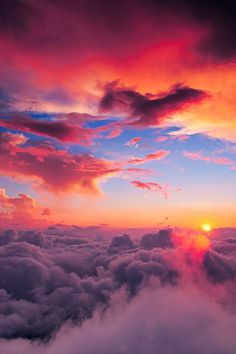 Pinned by #sun #pink #photo #mystic #photography #heaven #beauty