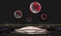 Kenya Hara Tokyo Japan 2020 olympics stationary