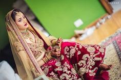 Indian Bridal Photoshoot Poses
