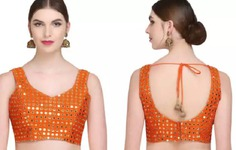 tangy blouse designs