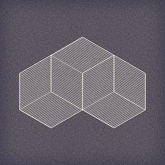 guardswards:leblognvda:Â (x) #geometric #line #cube