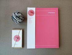 Yu Ping Chuang Business Card and Portfolio #binding #print #portfolio