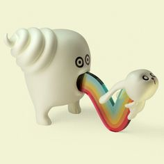 The Barbatonics on the Behance Network #toys #barbatonics #design #character #toy