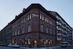 Ã…WL Arkitekter by Henrik Nygren #photography #architecture