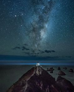 Stunning Long Exposure Landscapes of New Zealands by Brent Purcell