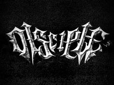 Typeverything.com - Disciple by Jeff Finley. - Typeverything #type #lettering