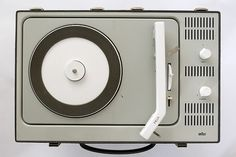 5414 | Flickr - Photo Sharing! #turntable #design #braun #industrial #rams #dieter