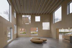 Skissernas Museum by Elding Oscarson