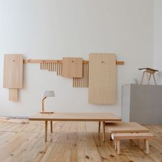 http://b-u-i-l-d.tumblr.com/ #modular #wood #furniture