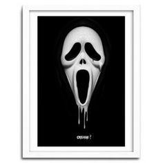 SCREAM by Nicolas Obery FANTASMAGORIK #print
